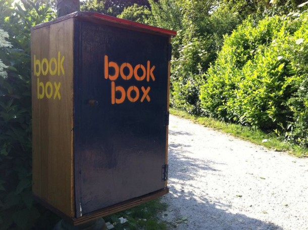 Book Box du parc de Forest